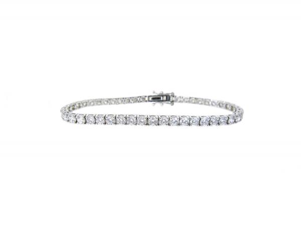 Diamond Tennis Bracelet | B20275