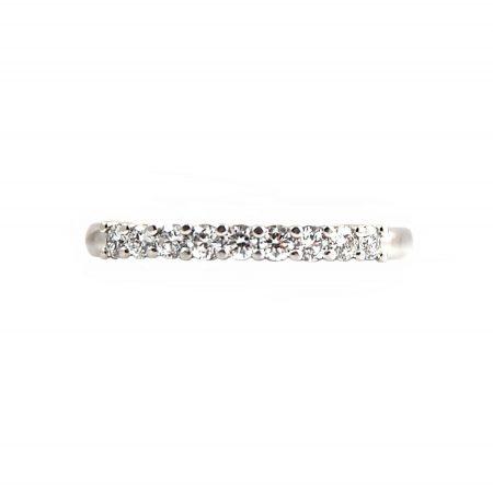 Platinum Diamond Wedding Ring | B20343