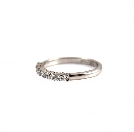 Platinum Diamond Wedding Ring | B20343