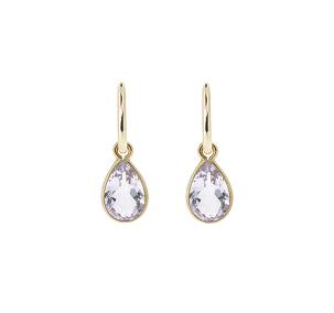 Amethyst Earring Enhancers | B20694