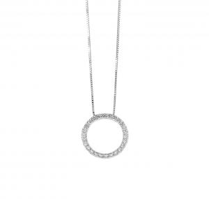 Circle Of Life Diamond Pendant | B20831