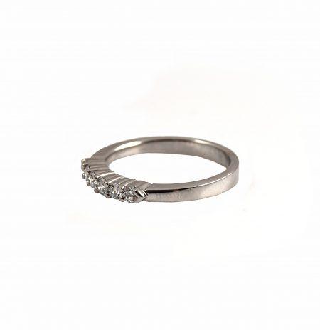Platinum Diamond Wedding Ring   B18461