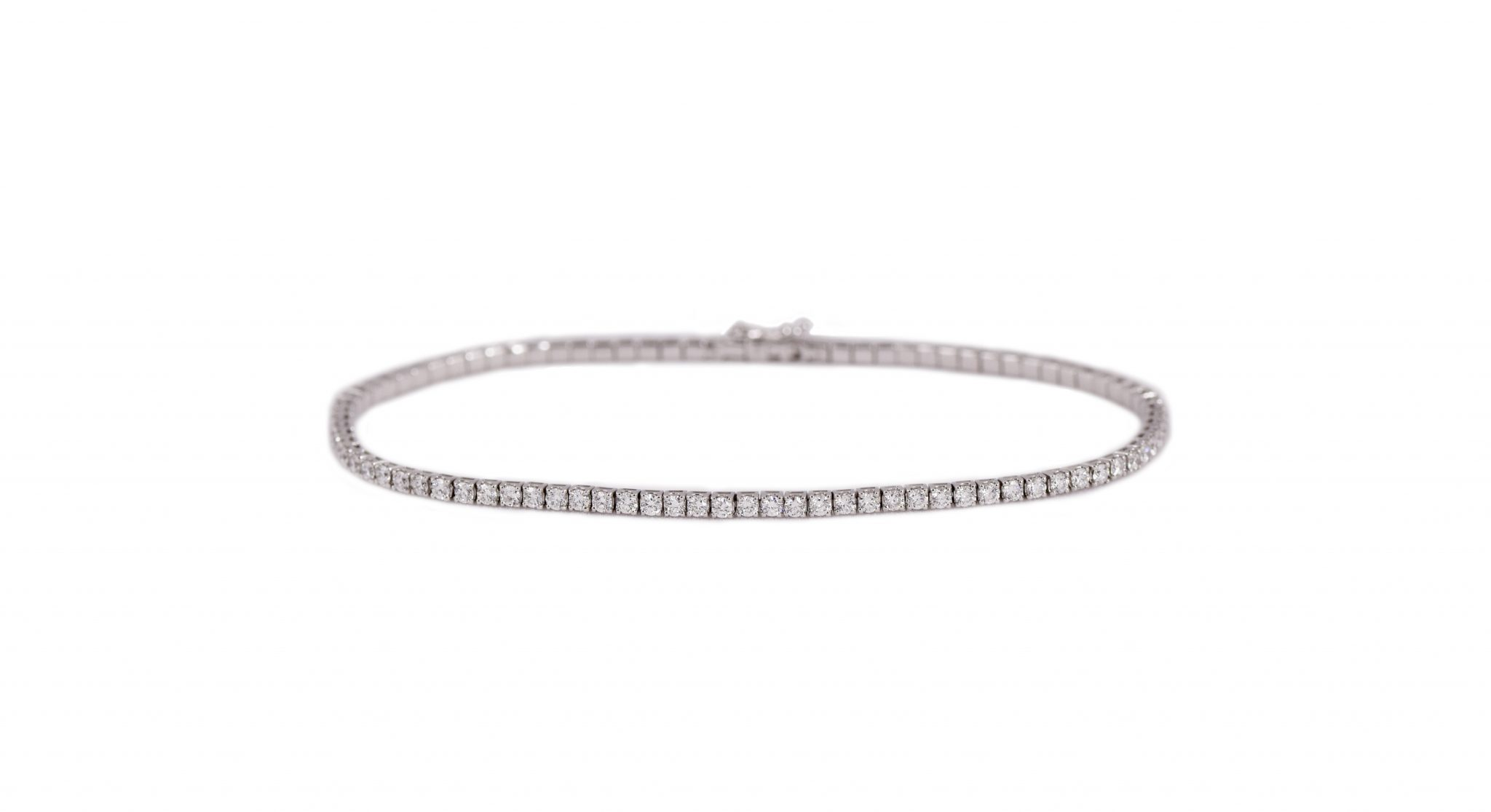 Fine Diamond Tennis Bracelet | B21334