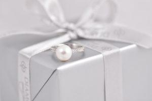 Pearl. The June Birthstone.