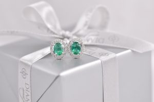 Emerald. The May Birthstone.