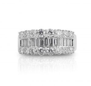 Baguette Diamond Ring | B21974