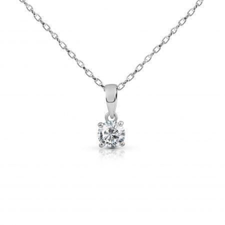 Classic Diamond Pendant | B22178