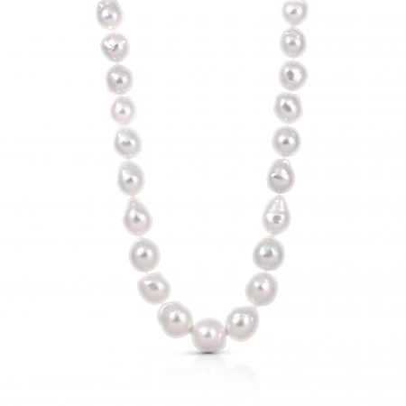 Autore Baroque South Sea Pearl Strand Necklace | B21272