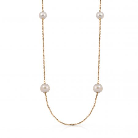 Autore South Sea Pearl Chain Necklace | B21457