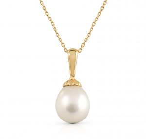 Autore South Sea Pearl Bail And Cup Pendant | B22532