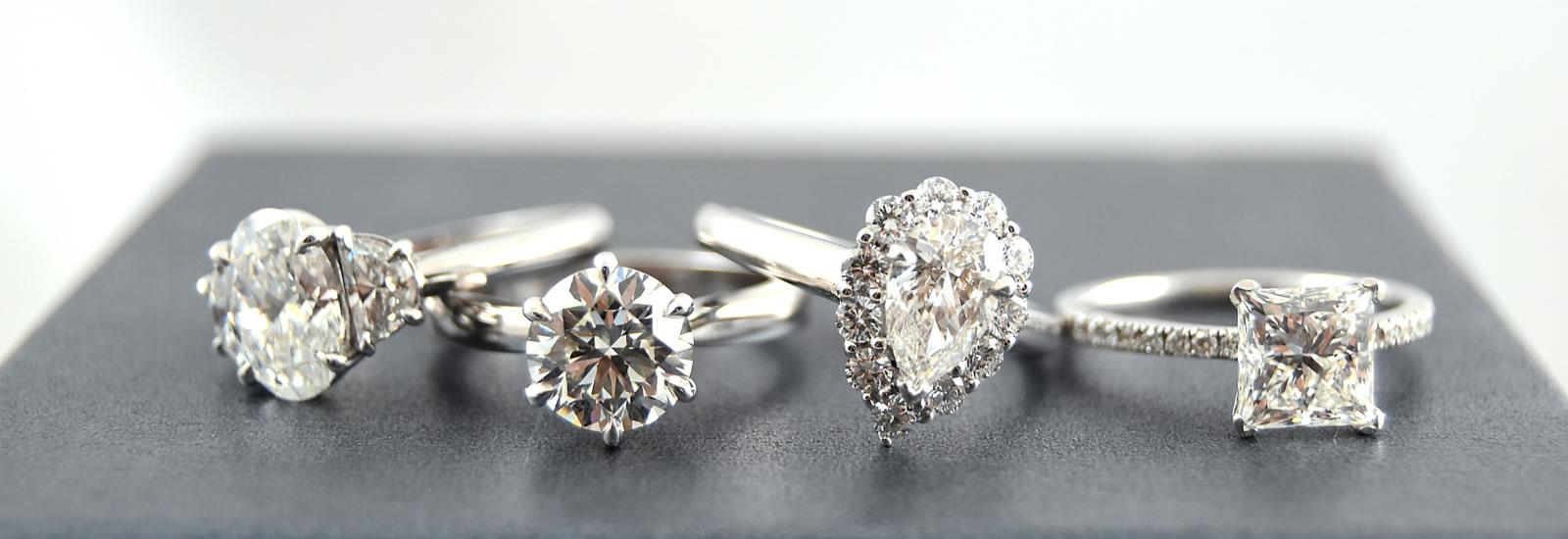 Diamond Rings Perth